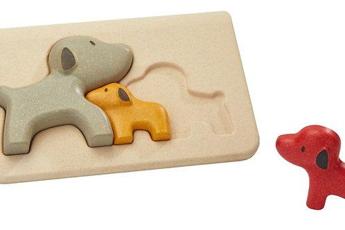 PLAN TOYS  - Mon 1er puzzle chien