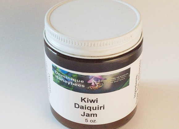 Kiwi Daiquiri Jam