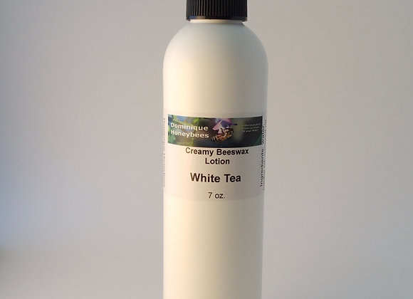 Beeswax Lotion - 7 ounce pump