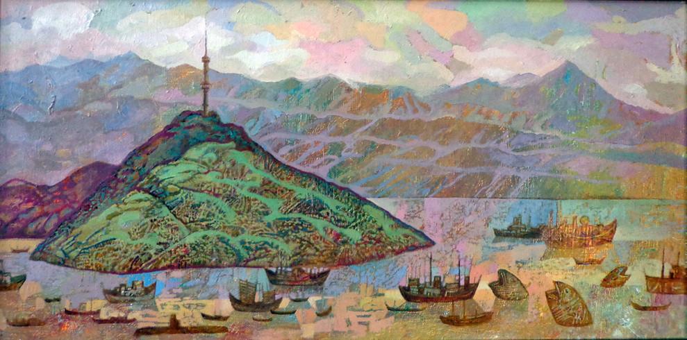 Остров Кок Тобе