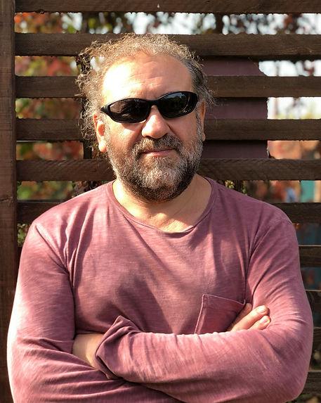 Вячеслав Люйко, профессиональный художник, Алматы