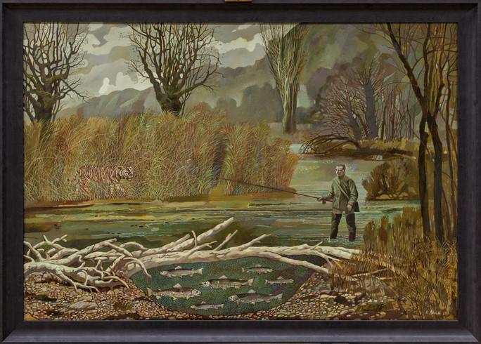 Рыболов и тигр