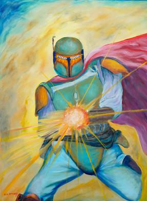 Galactic Warrior