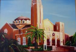St. Nicholas in Tarpon Springs