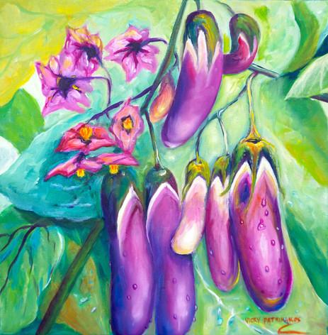 Little Eggplants