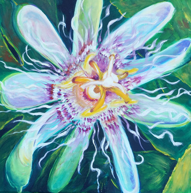 Trippy Flower