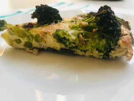 Vegetable Kugel - Happy Hanukka