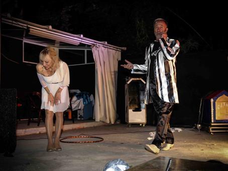 Mercredi 15 juillet 2020 camping al sol Argeles clint magic en Gala Cabaret