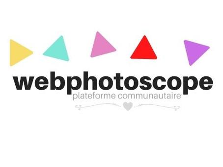 Webphotoscope : Le Covid19 ne nous arrête pas dans notre organisation.