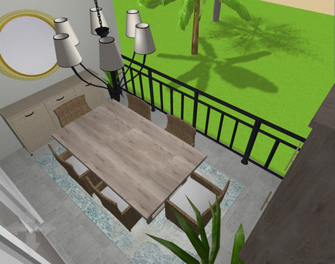 Dining room/Terrace