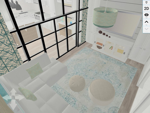 Living/Guest room