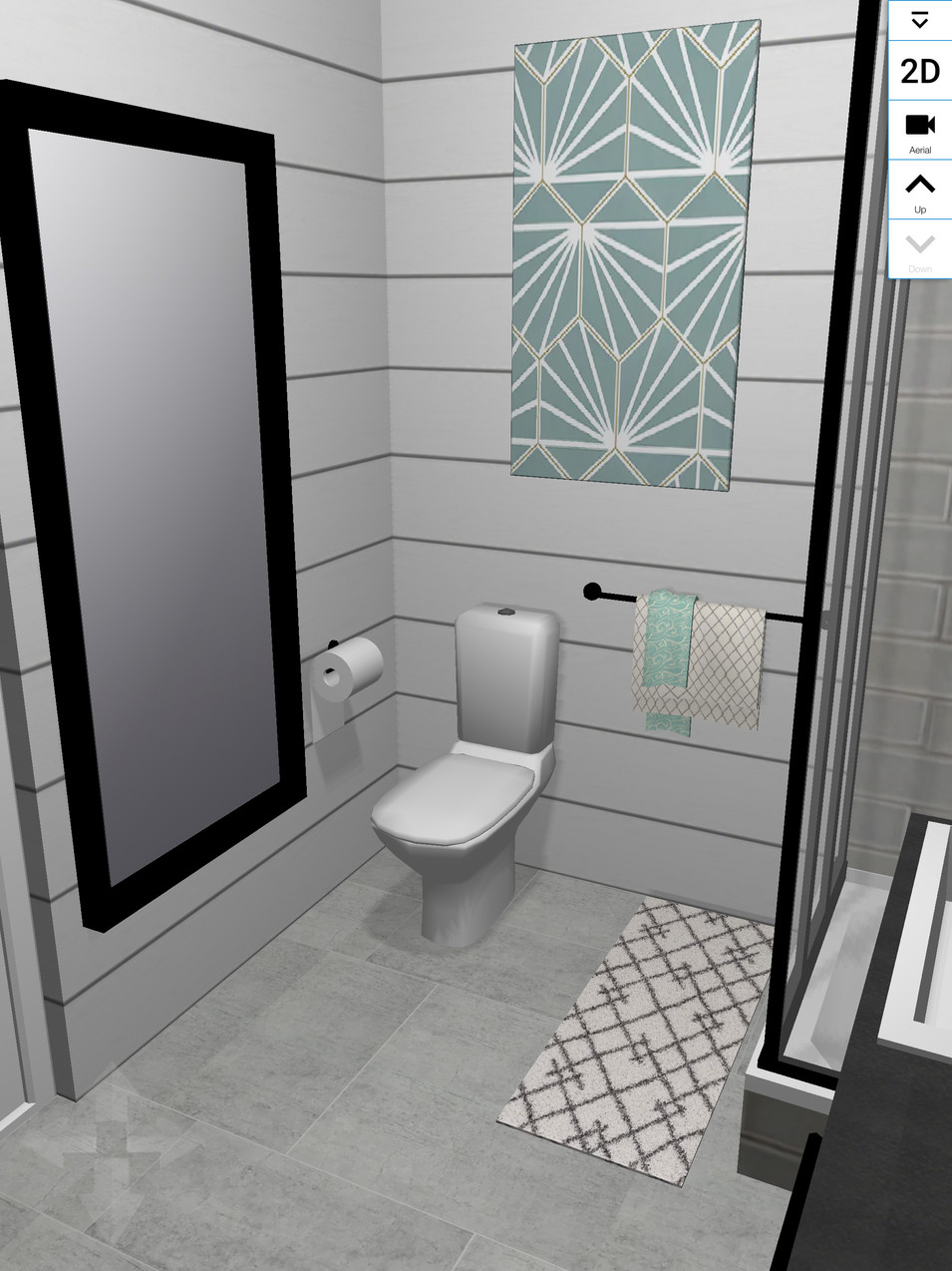 Updated Bathroom