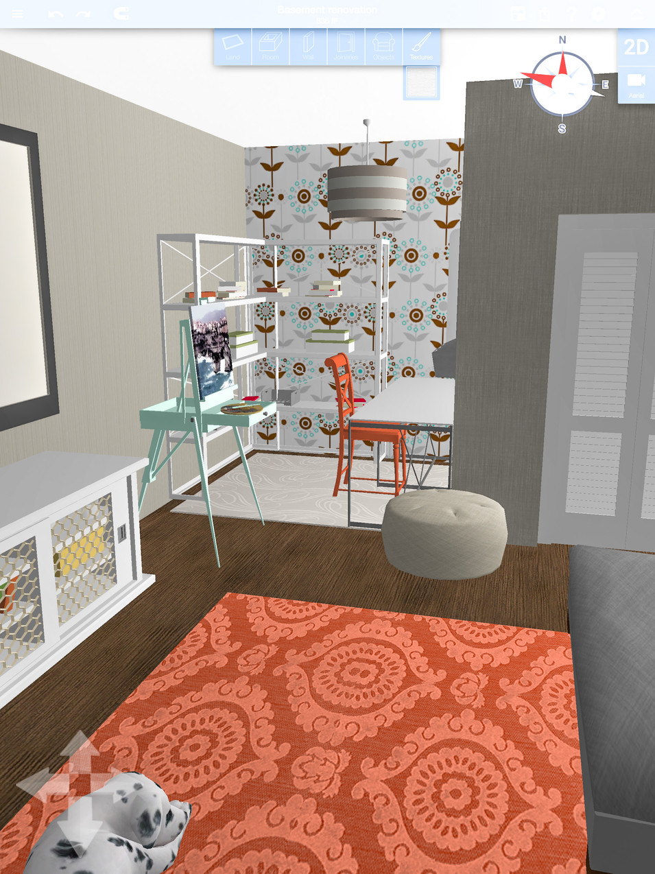 Must Have: Craft/Sewing space