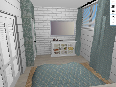 New Guest Room/Flex Space