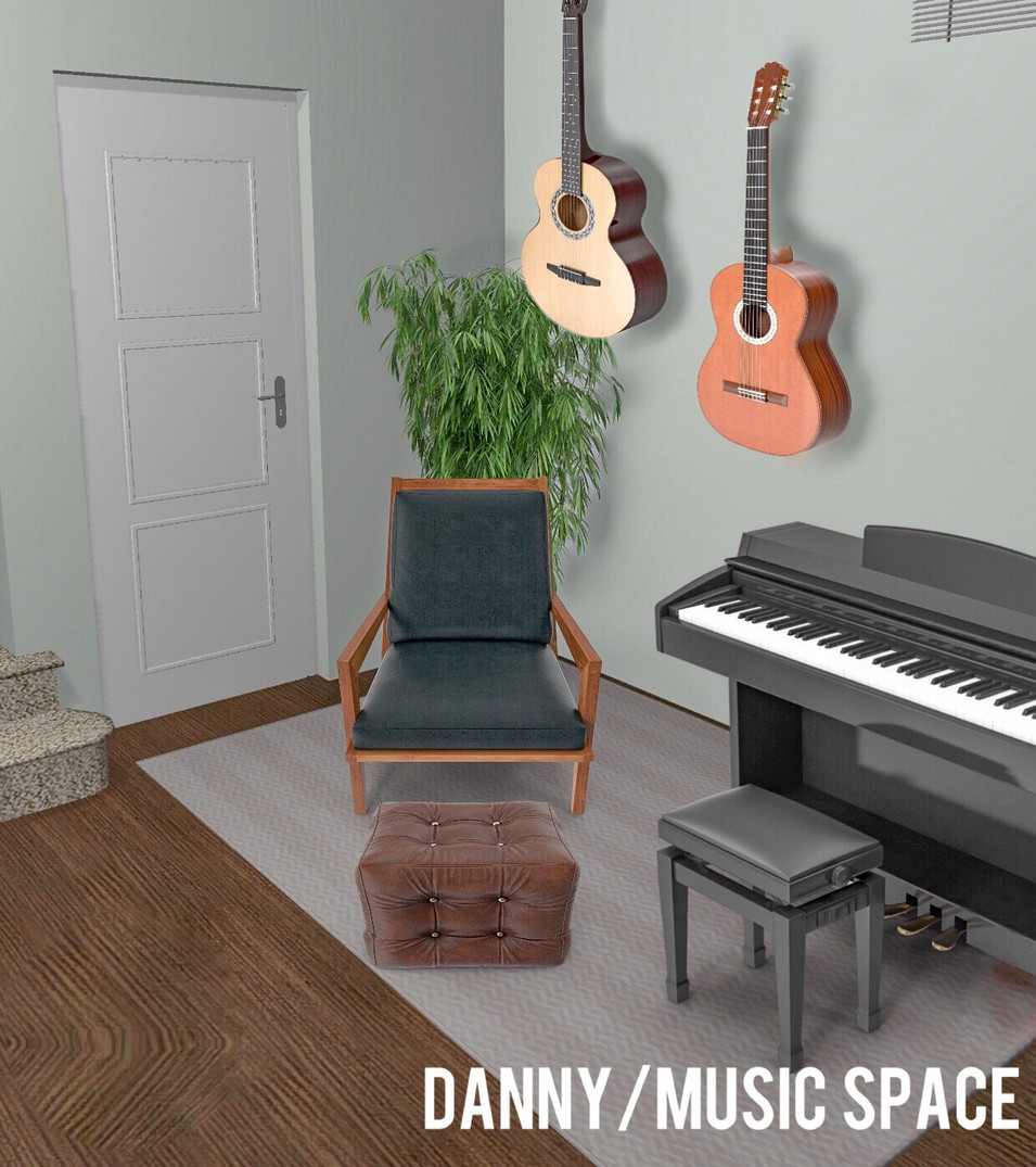 Must Have: Music area