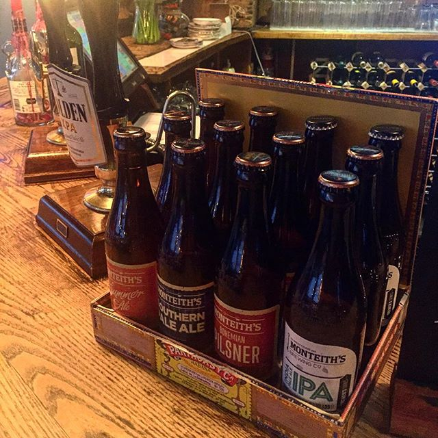 Now in stock #monteiths #summerale #southernpaleale #bohemianpilsner #ipa #beer #leamingtonspa