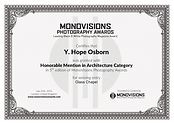 Monovisions_Honorable Mention Architecture SeriesCertificate Architecture.png