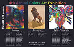 4th Annual Colors Art Exhibition Postcard Honorable Mention By Gones Here By.jpg