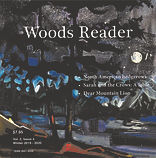Woods Reader Cover_2019 to 2020 Winter issue cover image opens to essay Winter Wondrous Woodland photo essay by Y. Hope Osborn