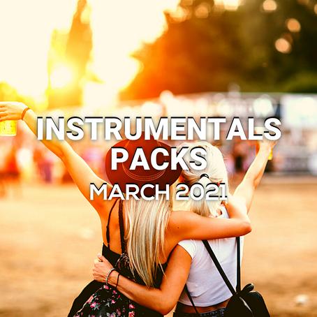 INSTRUMENTALS PACK - March 2021