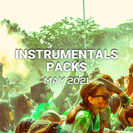 INSTRUMENTALS PACK - May 2021