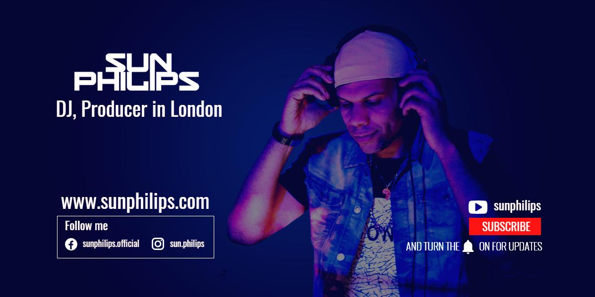 Sun Philips | DJ, Producer in London
