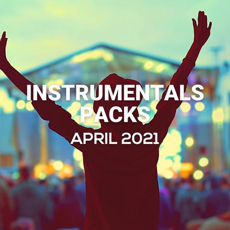 INSTRUMENTALS PACK - April 2021