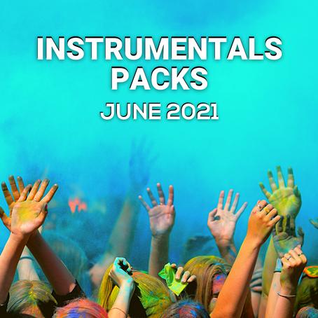 INSTRUMENTALS PACK - June 2021