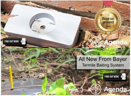 Termite Active and Safe Baiting and Monitoring Systems.