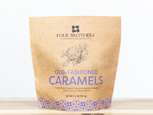 3.5 oz Old Fashioned Caramels