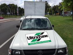 Ultratune front