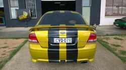 Race stripes