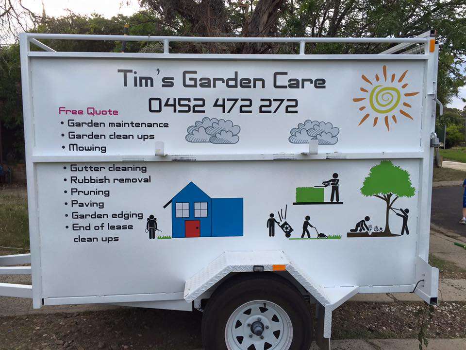 Tim's Garden Care