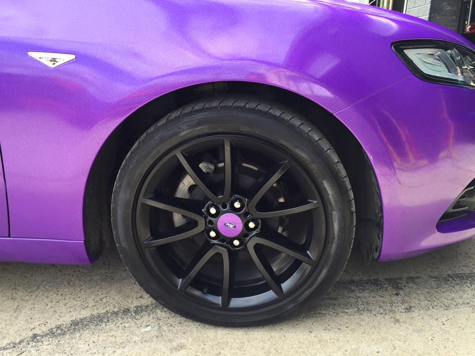 Matte Wheels