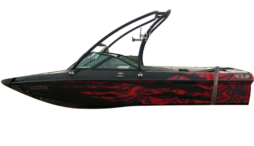 Wakeboard Boat