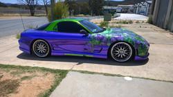 Purple RX72