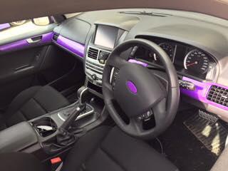 Purple glitter interior2