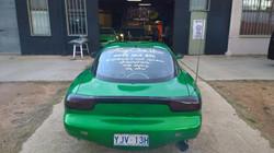 Green RX7