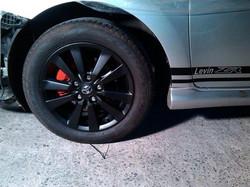 Levin Wheels