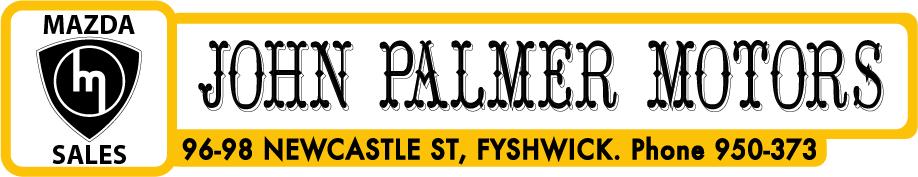 Sticker John Palmer Motors