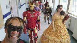 Cosplay Hospital Visit