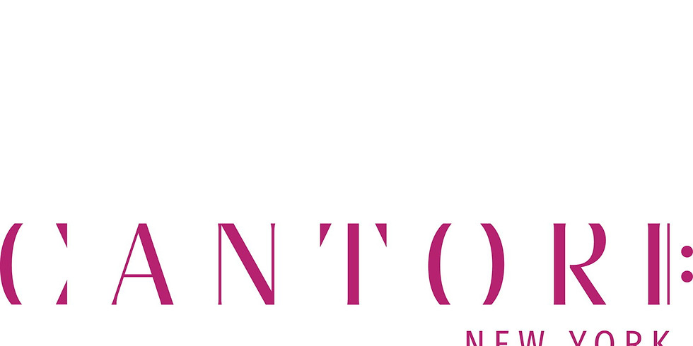 """Cantori New York Release Party: """"The Elements"""""""