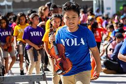 YOLA at Camino Nuevo