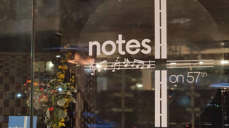 Notes on 57th @ The Dorchester