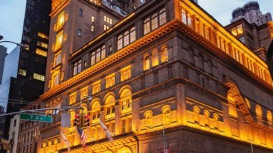 Carnegie Hall Music Educators Workshop