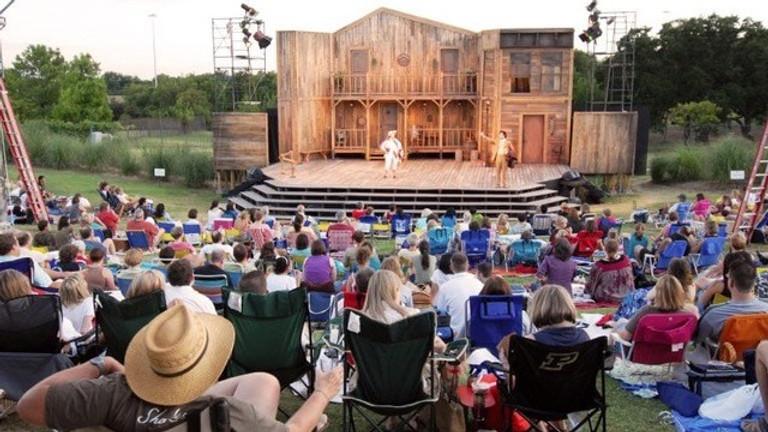 SupportNYC: Shakespeare Dallas