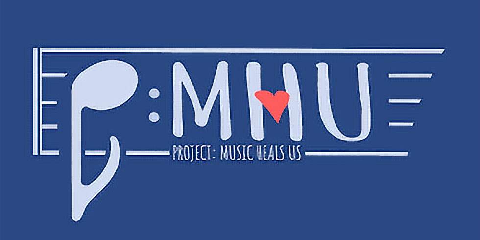 Project Music Heals Us