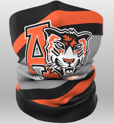 Tiger Neck Buff