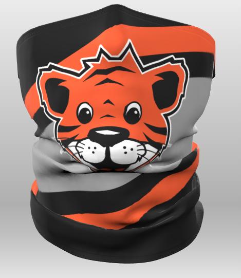 Jr Tiger Neck Buff