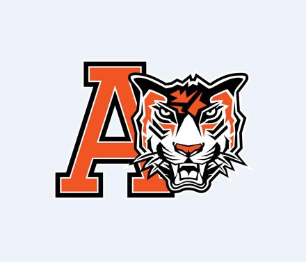 Amherst Logo Die-Cut Decal